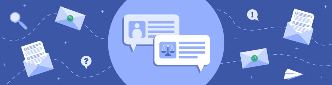 Frequently asked questions law firm newsletter ideas